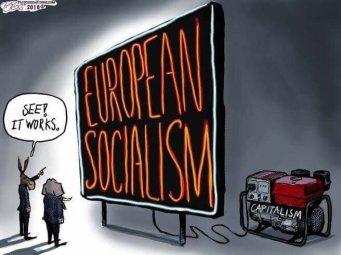 european capitalism